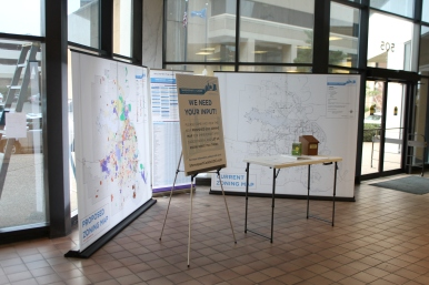 UDC Proposed Zoning Map Review Station